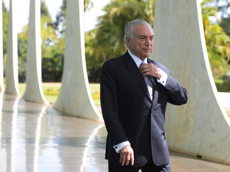 Tổng thống Brazil dọn khỏi dinh thự vì... sợ ma - ảnh 1