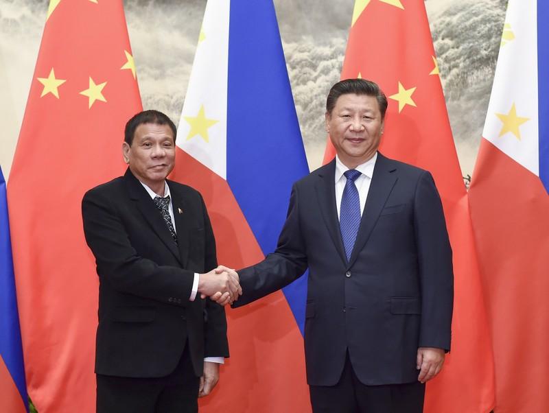Philippines phát hiện tàu Trung Quốc hoạt động đáng ngờ - ảnh 1