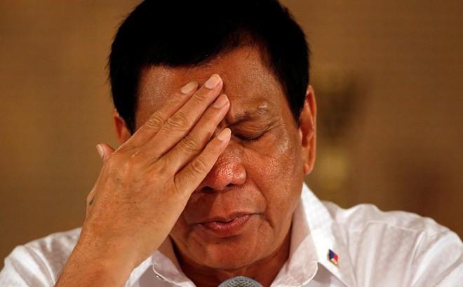 Nghị sĩ Philippines đòi luận tội ông Duterte - ảnh 1