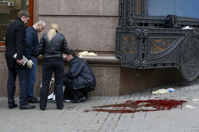 Cựu nghị sĩ Nga bị bắn chết ở Ukraine - ảnh 1