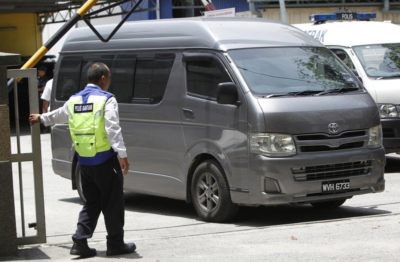 9 người Malaysia bị kẹt vì vụ Kim Jong-nam đã về nước - ảnh 3