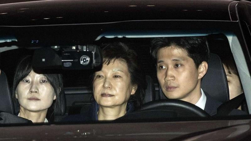 Bà Park Geun-hye chính thức bị truy tố tội tham nhũng - ảnh 1