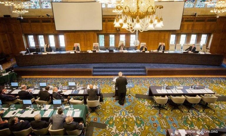 Philippines gạt phán quyết biển Đông khỏi bàn đàm phán - ảnh 1
