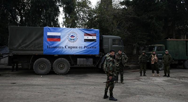 Cố vấn quân sự Nga thiệt mạng tại Syria - ảnh 1
