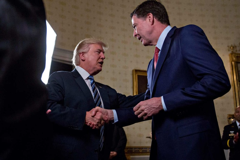 FBI sẽ làm gì nếu 'gây chiến' với ông Trump? - ảnh 2