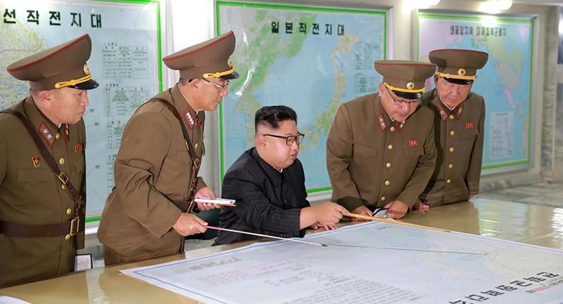 Triều Tiên tuyên bố không mang hạt nhân ra đàm phán - ảnh 2