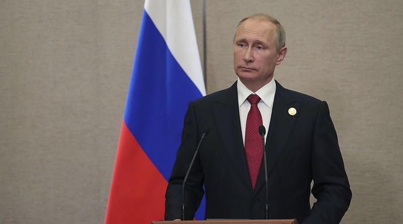 Ông Putin đổ lỗi cho Mỹ gây căng thẳng Triều Tiên - ảnh 1