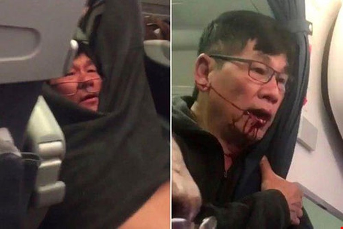 Vụ kéo lê hành khách gốc Việt: Mỹ không phạt hãng bay - ảnh 1