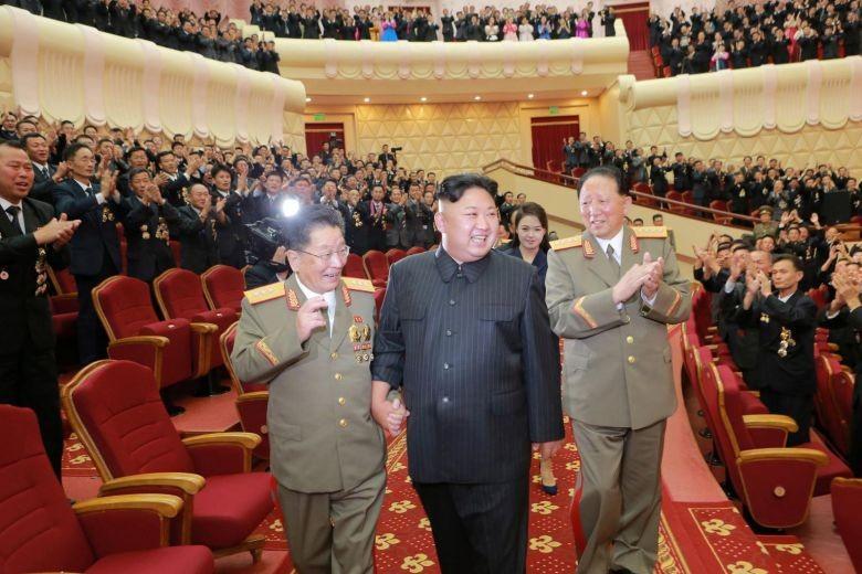 Triều Tiên tuyên bố tăng tốc phát triển vũ khí hạt nhân - ảnh 1