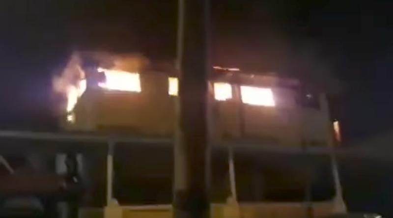 Cháy lớn tại trường học Malaysia, 25 người thiệt mạng - ảnh 1