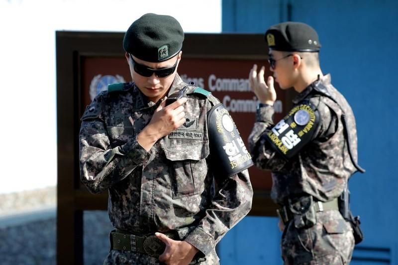 Binh sĩ Hàn Quốc bị bắn chết tại biên giới liên Triều - ảnh 1