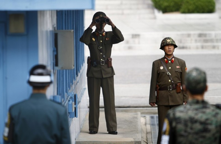 Công dân Mỹ đột nhập vào Triều Tiên bị bắt giữ - ảnh 1