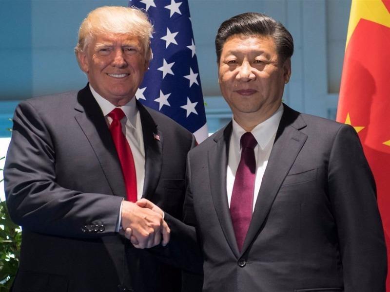 Ông Tập-Trump kêu gọi Triều Tiên dừng khiêu khích - ảnh 1
