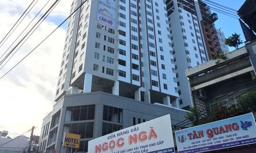 Tranh chấp chung cư khiến khách mua nhà chùn tay - ảnh 2