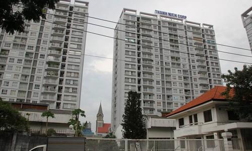 Tranh chấp chung cư khiến khách mua nhà chùn tay - ảnh 1