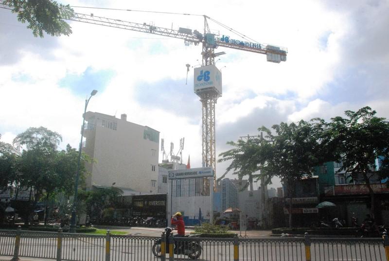 Dự án bất động sản đổ dồn về quận 4  - ảnh 2
