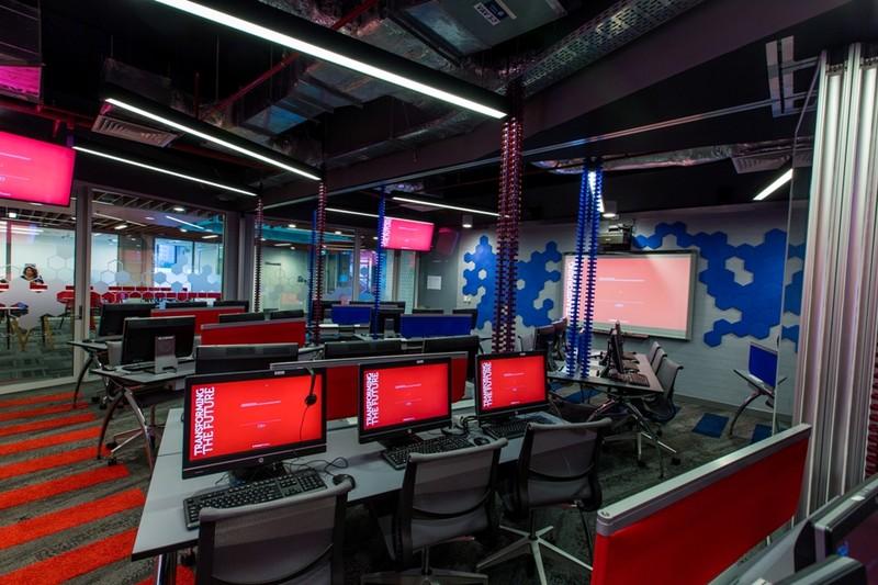 Ngôi trường có cơ sở vật chất sang chảnh nhất TP.HCM - ảnh 8