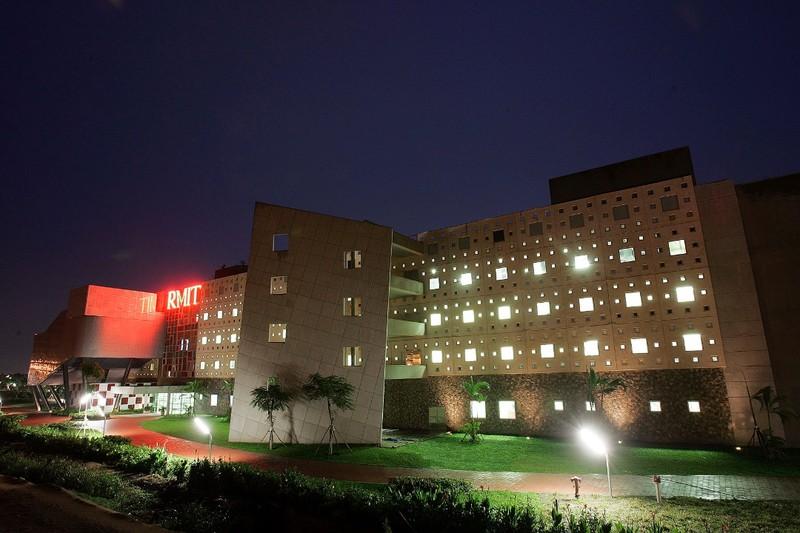 Ngôi trường có cơ sở vật chất sang chảnh nhất TP.HCM - ảnh 2