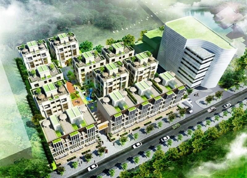 Nguồn cung nhà ở tại Hà Nội cũng giảm mạnh - ảnh 1