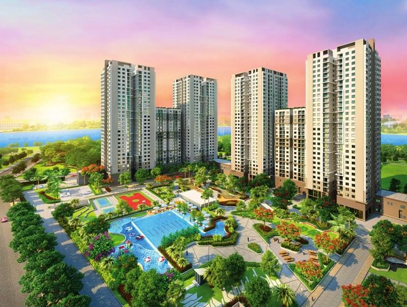 Mở bán dự án Saigon South Residences - ảnh 1