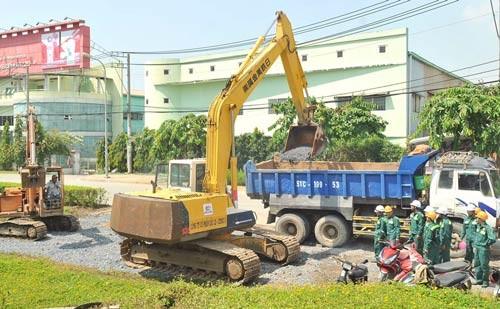 Tái định cư dự án đường nối Võ Văn Kiệt với cao tốc - ảnh 1