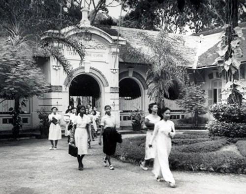 Mở rộng diện tích trường học lâu đời nhất ở Sài Gòn - ảnh 2