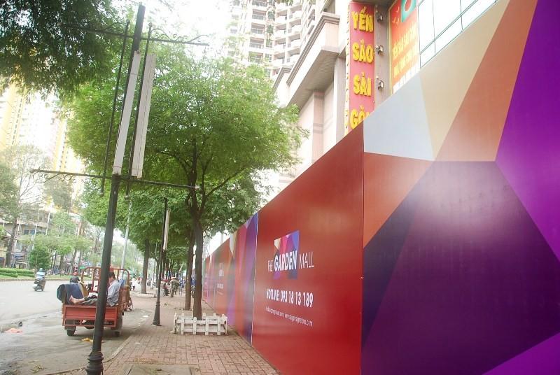 Phá Thuận Kiều Plaza để xây The Garden Mall - ảnh 2