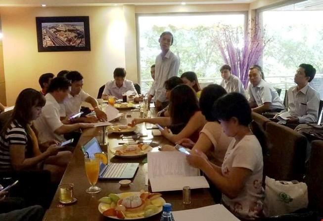 Công ty Long Kim Phát bội tín với khách hàng - ảnh 1