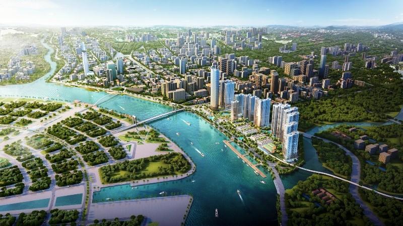 TP.HCM bùng nổ bất động sản ven sông  - ảnh 1