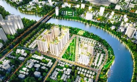 Novaland giới thiệu tháp E của dự án Sunrise Riverside - ảnh 1