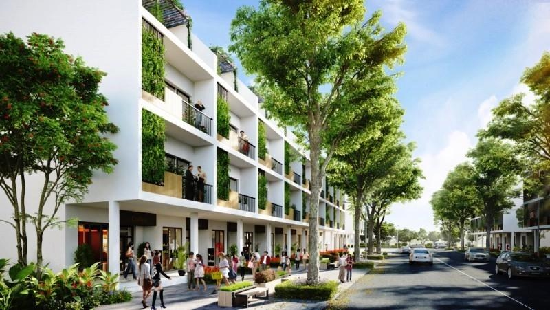 Nhà đất ở phía Tây Hà Nội tăng giá mạnh - ảnh 1