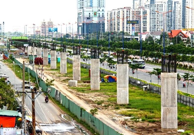 Giao đất làm metro Bến Thành – Tham Lương trước 30 – 6 - ảnh 1