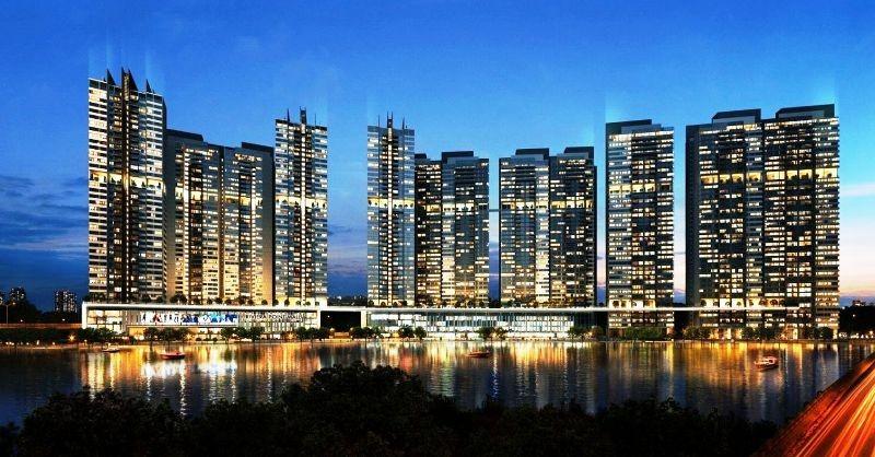 Địa ốc Hòa Bình trúng thầu ba công trình 2.135 tỉ đồng - ảnh 1