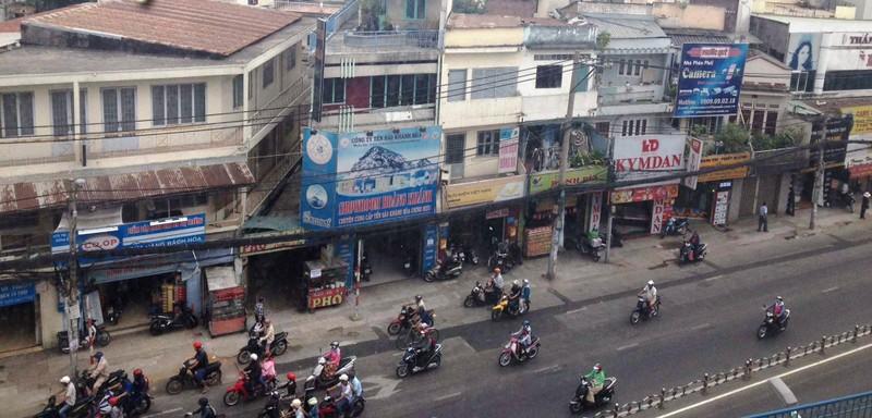 TP.HCM điều chỉnh quy hoạch ở quận Phú Nhuận - ảnh 1