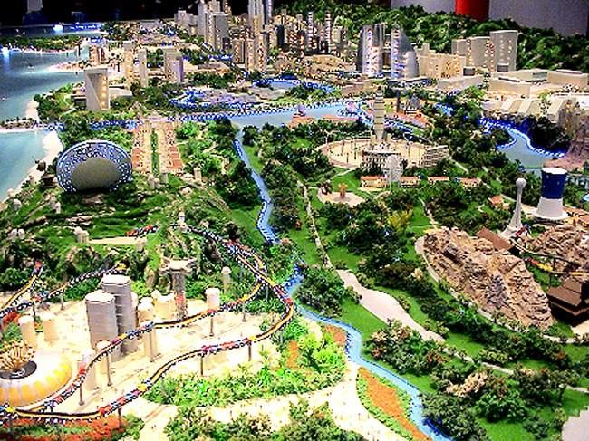 TP.HCM xây công viên tầm cỡ quốc tế - ảnh 1