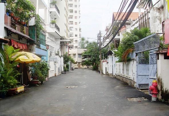 TP.HCM điều chỉnh quy hoạch quận Bình Thạnh - ảnh 1