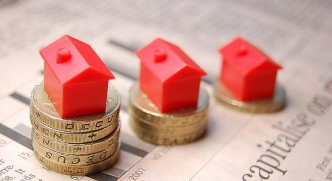 Khó có đột biến với tín dụng bất động sản - ảnh 1