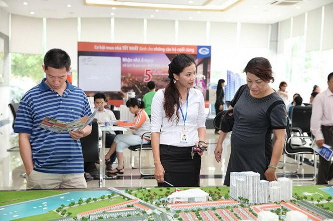 Phát triển căn hộ 1 tỉ đồng - ảnh 1