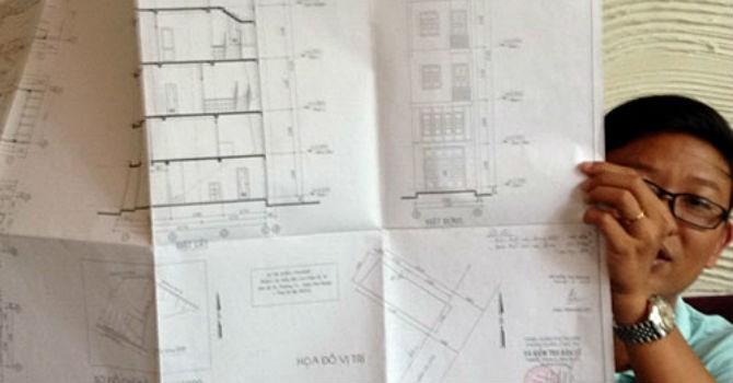 TP.HCM dự kiến bỏ thủ tục thẩm định bản vẽ hiện trạng nhà ở - ảnh 1
