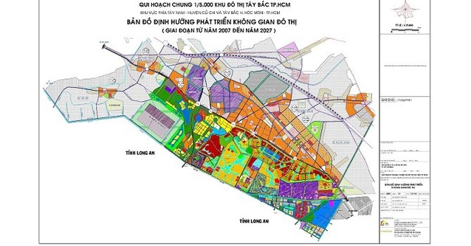 TPHCM điều chỉnh quy hoạch khu đô thị Tây Bắc - ảnh 1