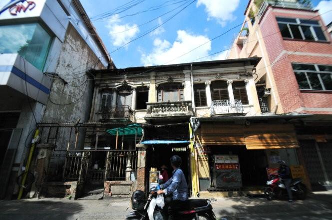 Bí ẩn biệt thự Sài Gòn: Ngôi nhà luôn khóa cổng - ảnh 5
