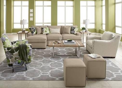 4 cấm kỵ khi bài trí sofa trong nhà ở - ảnh 1