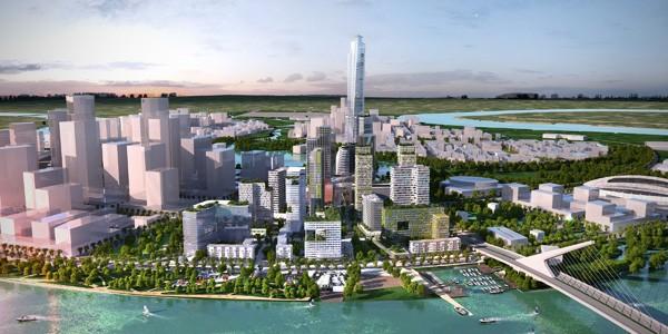 Đại gia Hà Nội thâu tóm dự án 7.200 tỷ đồng ở Thủ Thiêm - ảnh 1