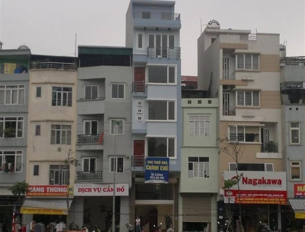 Cuộc cạnh tranh khốc liệt giữa nhà phố và căn hộ chung cư - ảnh 1