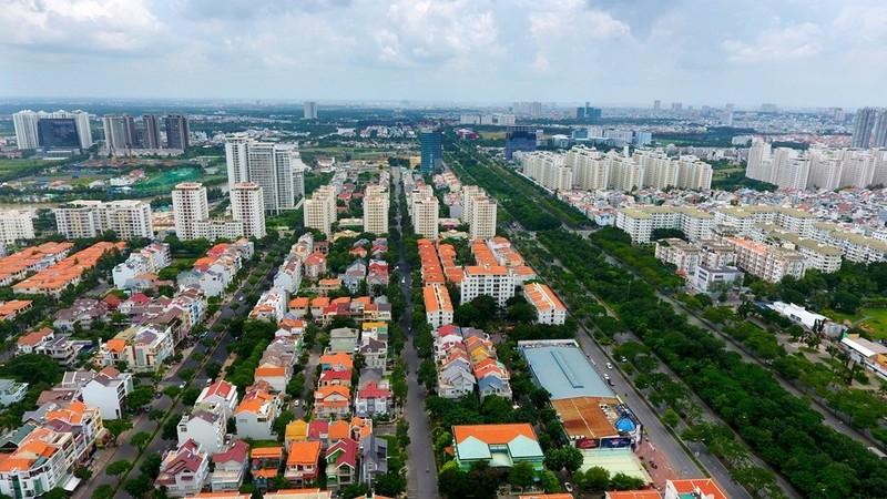 Toàn cảnh khu nhà giàu Sài Gòn bị mùi hôi bao phủ - ảnh 1