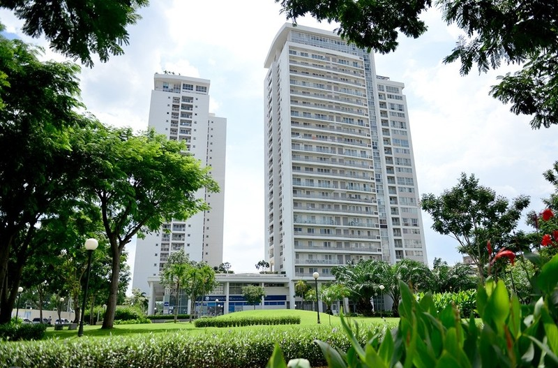 Toàn cảnh khu nhà giàu Sài Gòn bị mùi hôi bao phủ - ảnh 10