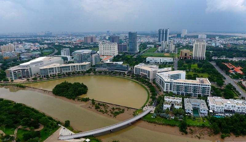 Toàn cảnh khu nhà giàu Sài Gòn bị mùi hôi bao phủ - ảnh 12