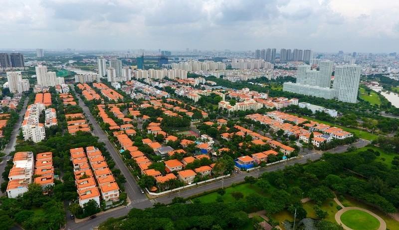 Toàn cảnh khu nhà giàu Sài Gòn bị mùi hôi bao phủ - ảnh 4