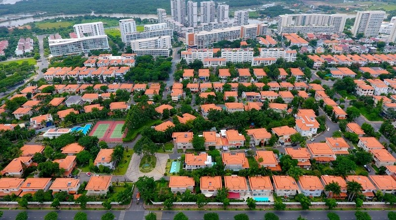 Toàn cảnh khu nhà giàu Sài Gòn bị mùi hôi bao phủ - ảnh 5