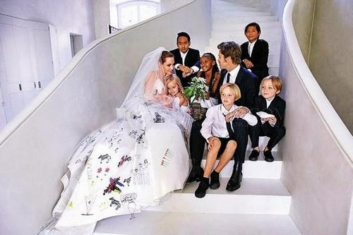 5 biệt thự xa hoa Angelina Jolie - Brad Pitt từng ở - ảnh 3